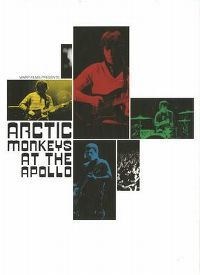 Cover Arctic Monkeys - At The Apollo [DVD]